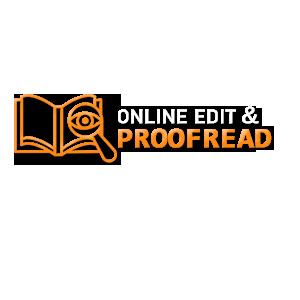 online edit & proofread logo